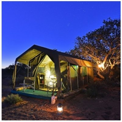 Sanbona Explorer Camp