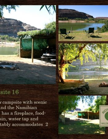 Richtersveld Wilderness Camp