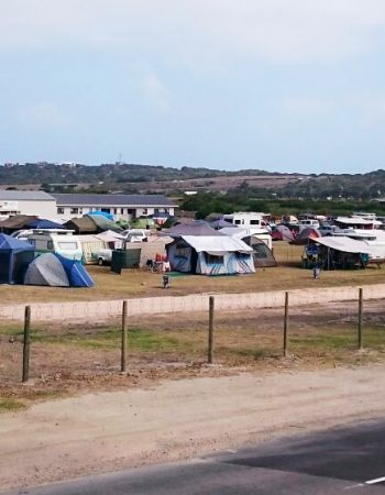 Vorentoe Holiday Camping Site
