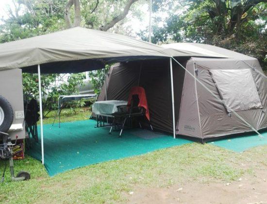 Pumlani Caravan Park
