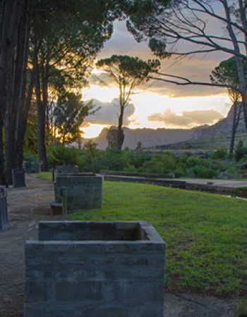 Kliphuis campsite