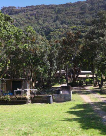 ArchRock Resort Camping