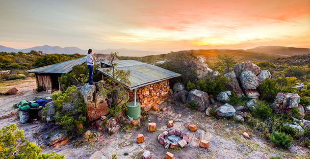 camping western cape