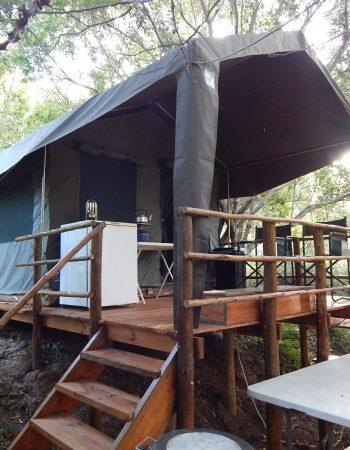 Woodcutter's Bush Camp