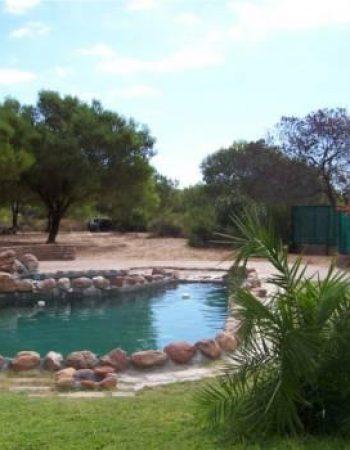 Klein Tafelberg 4X4 Campsite