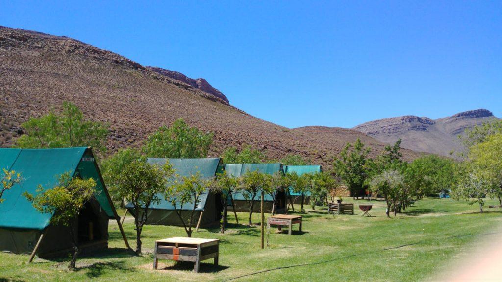 cederberg oasis campsite
