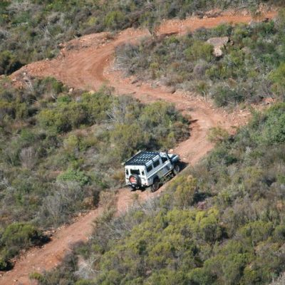 Marcuskraal 4×4 and Camp Site